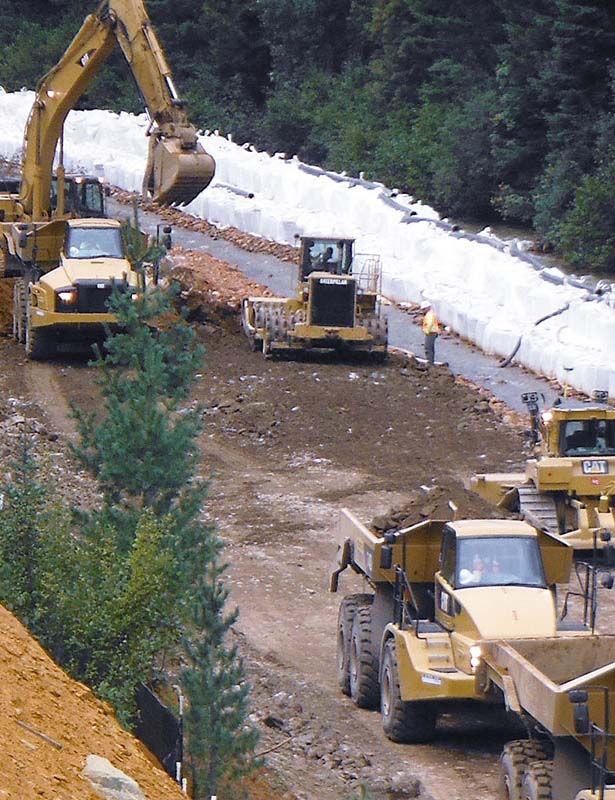 Construction and Reclamation Services